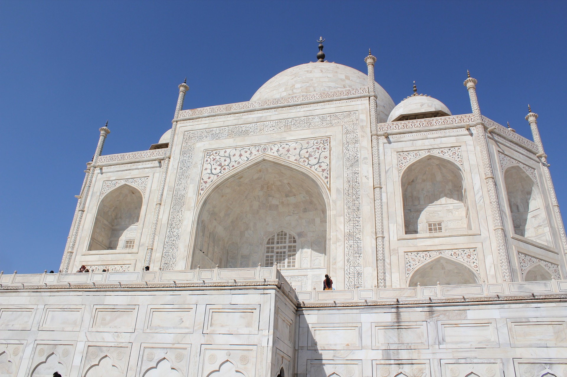 Taj Mahal Indien Gebäude