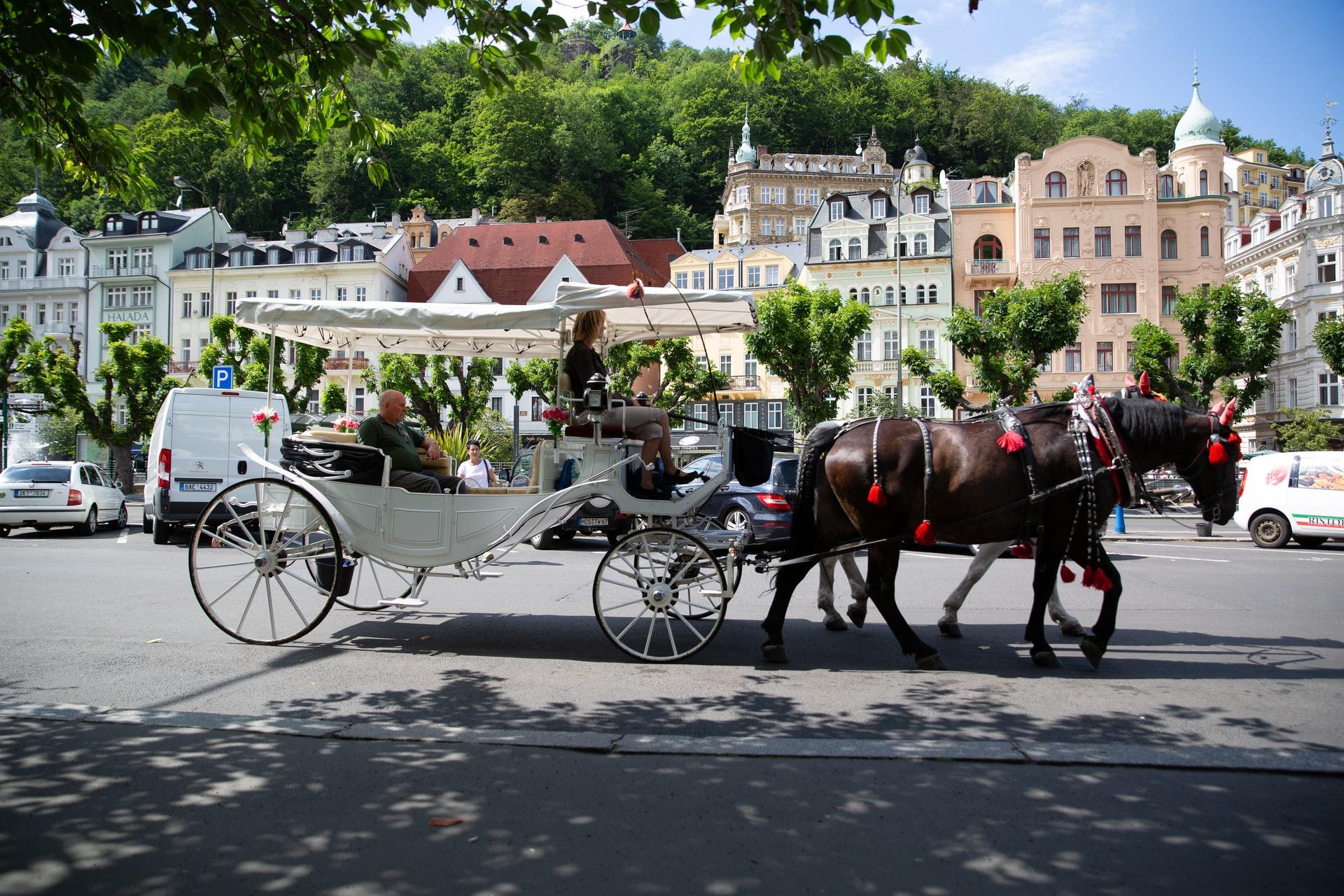 Tscheichien Karlsbad