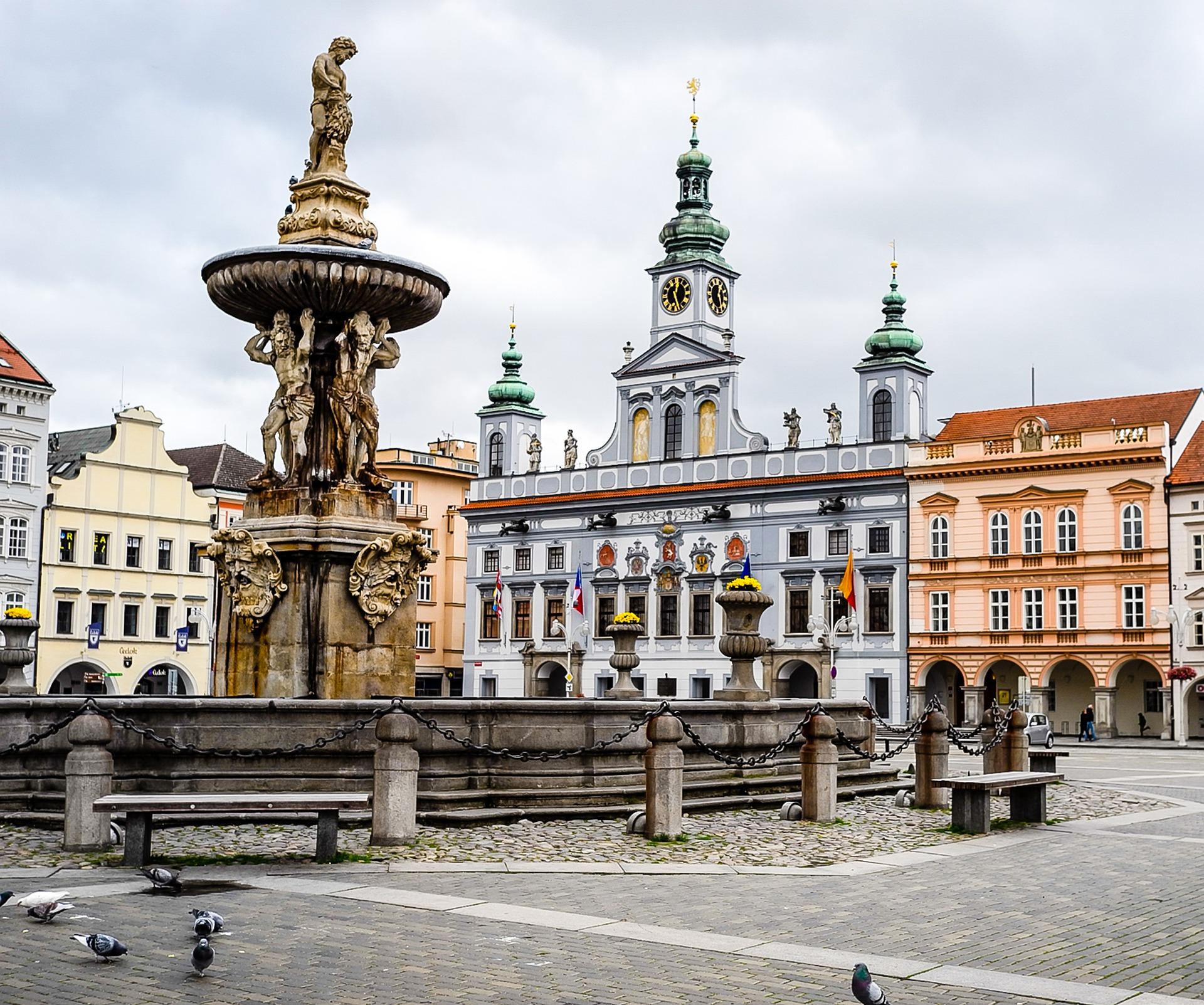 Budweis Tschechien