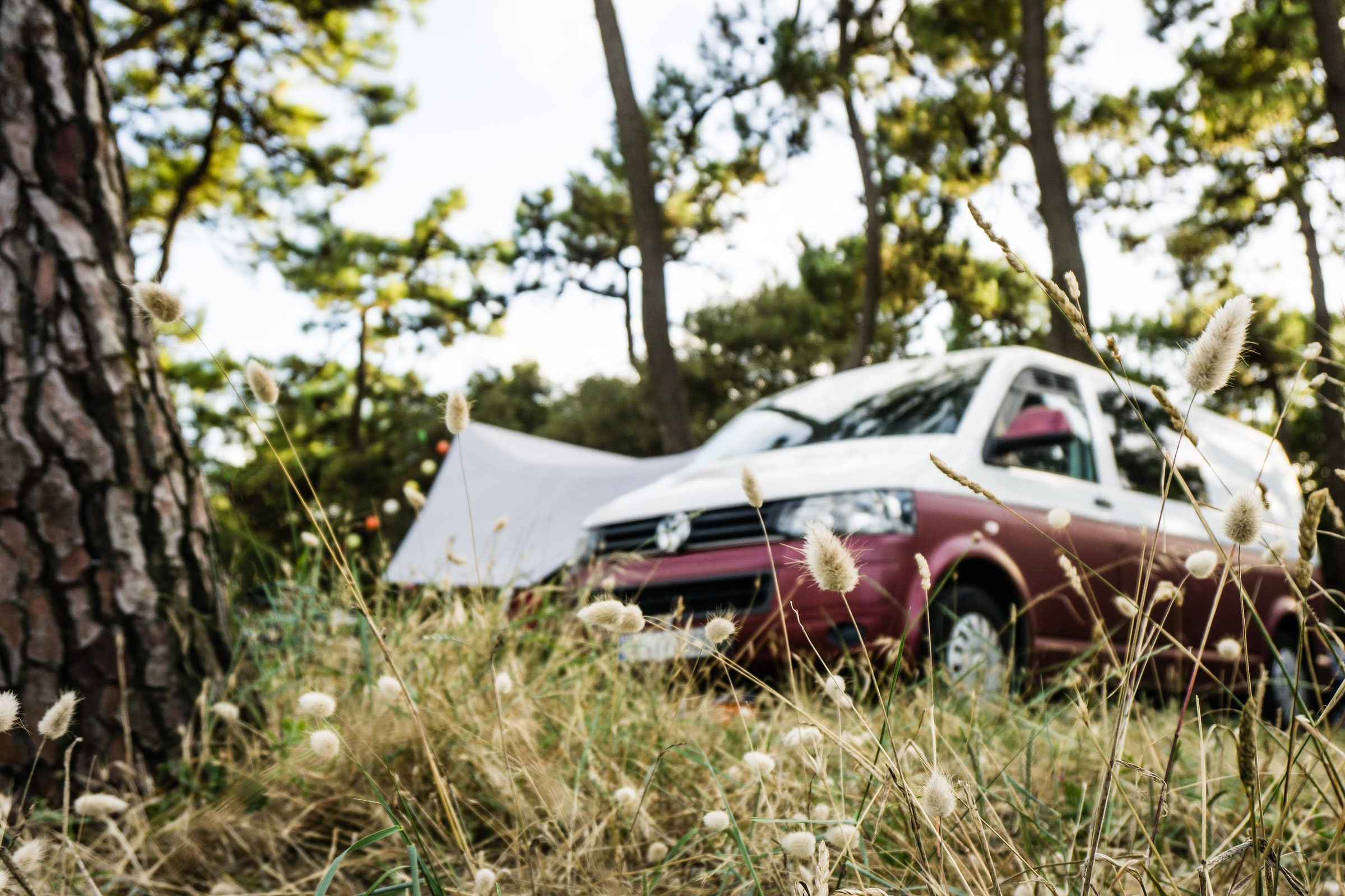 frankreich-campingplätze-auto