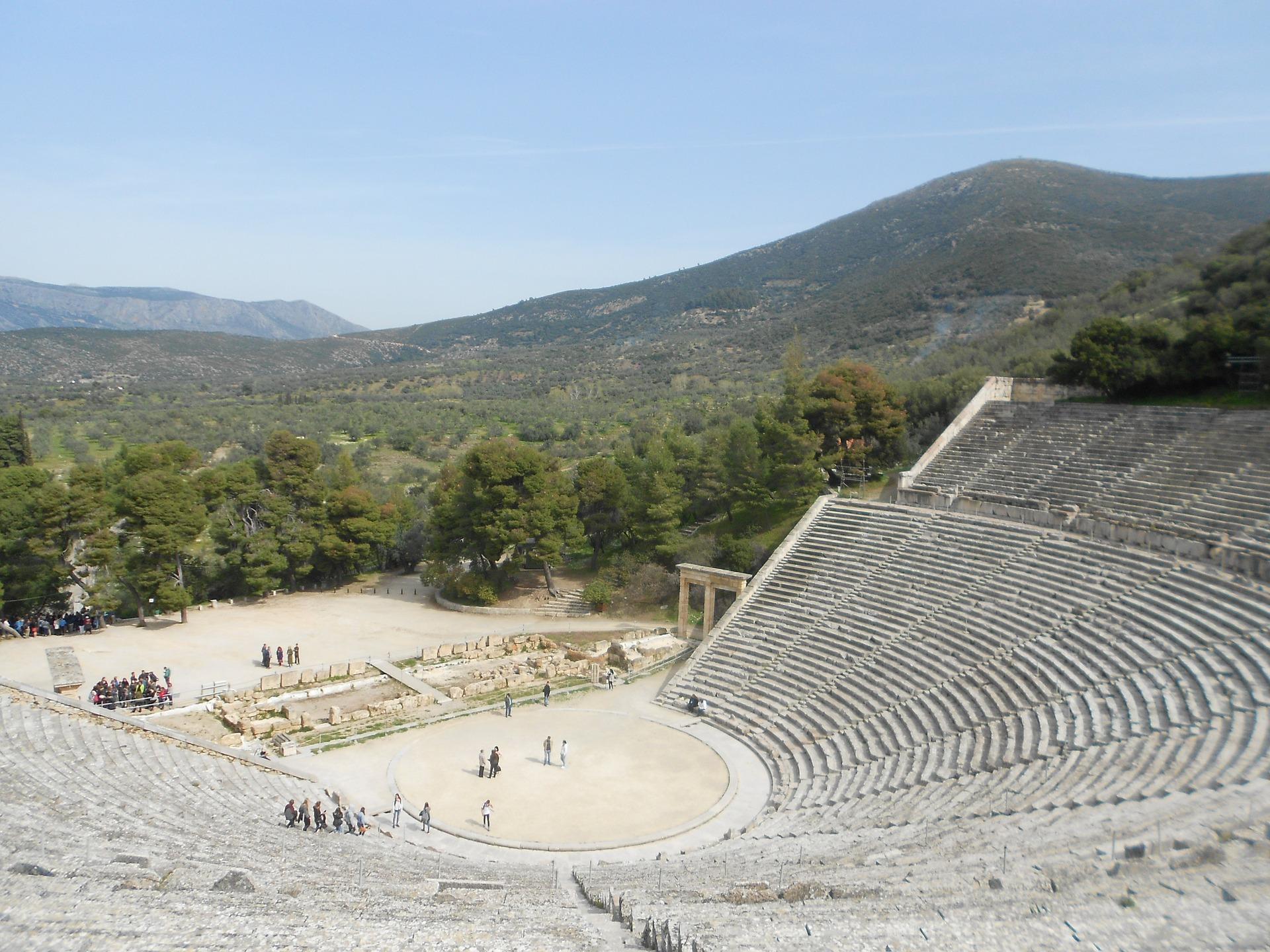 Epidaurus Griechenland