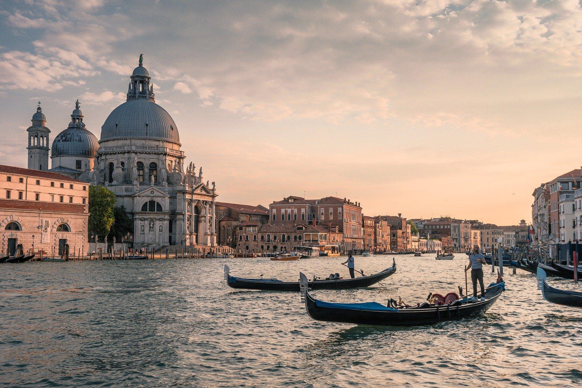Adriaküste - Venedig Kanal