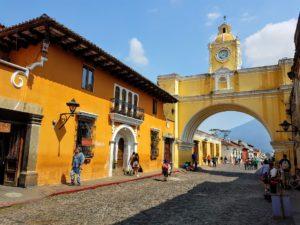 Antigua - Architektur