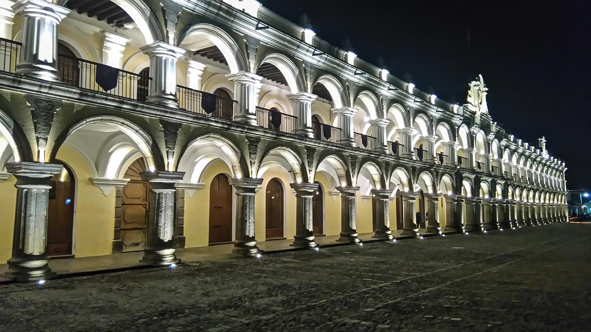 Antigua - Gebäude