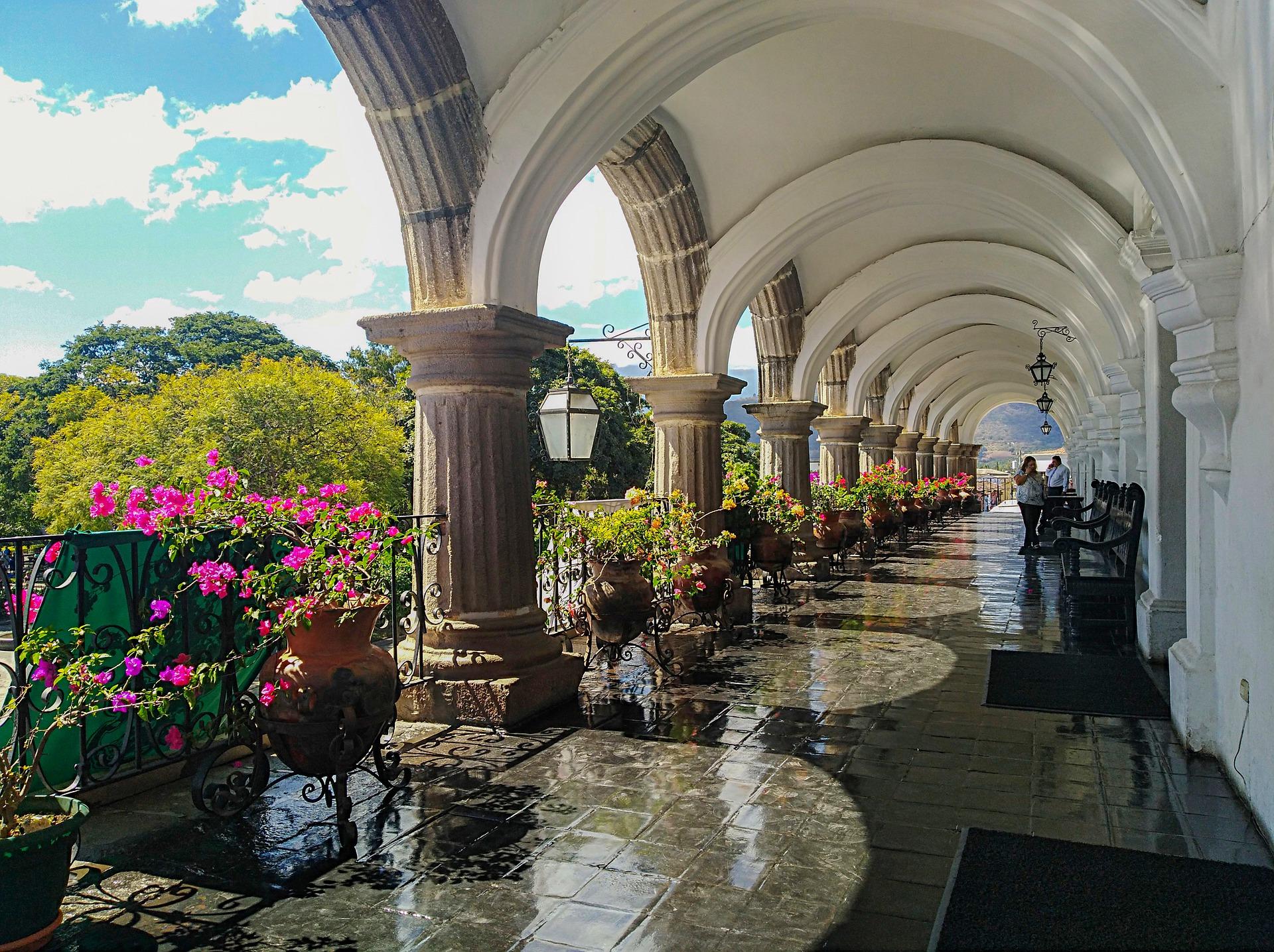 Antigua - Guatemala - Architektur