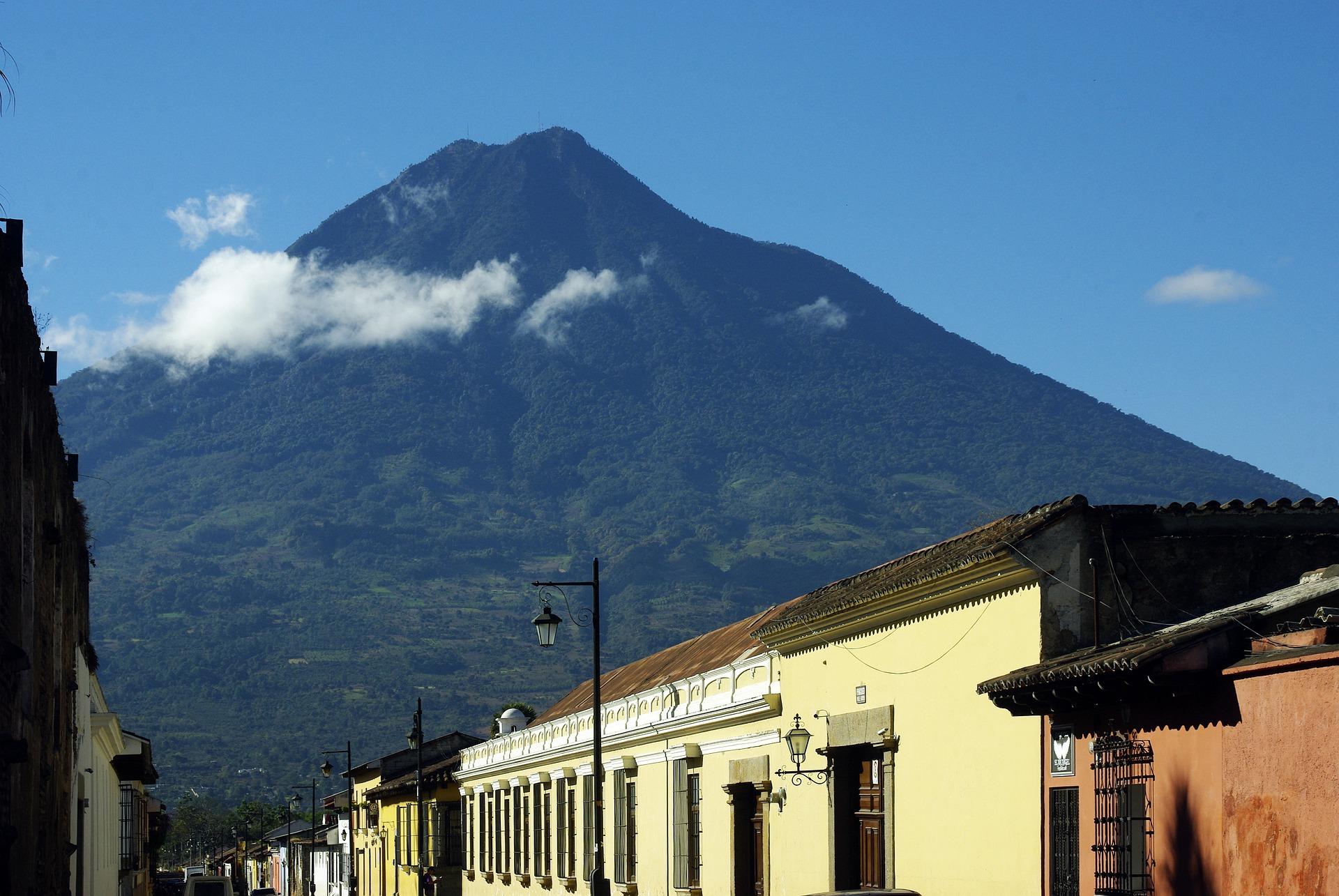 Antigua - Vulkan
