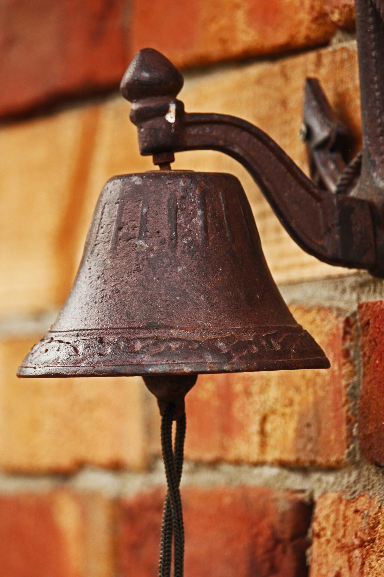 Auroville Indien - Glocke