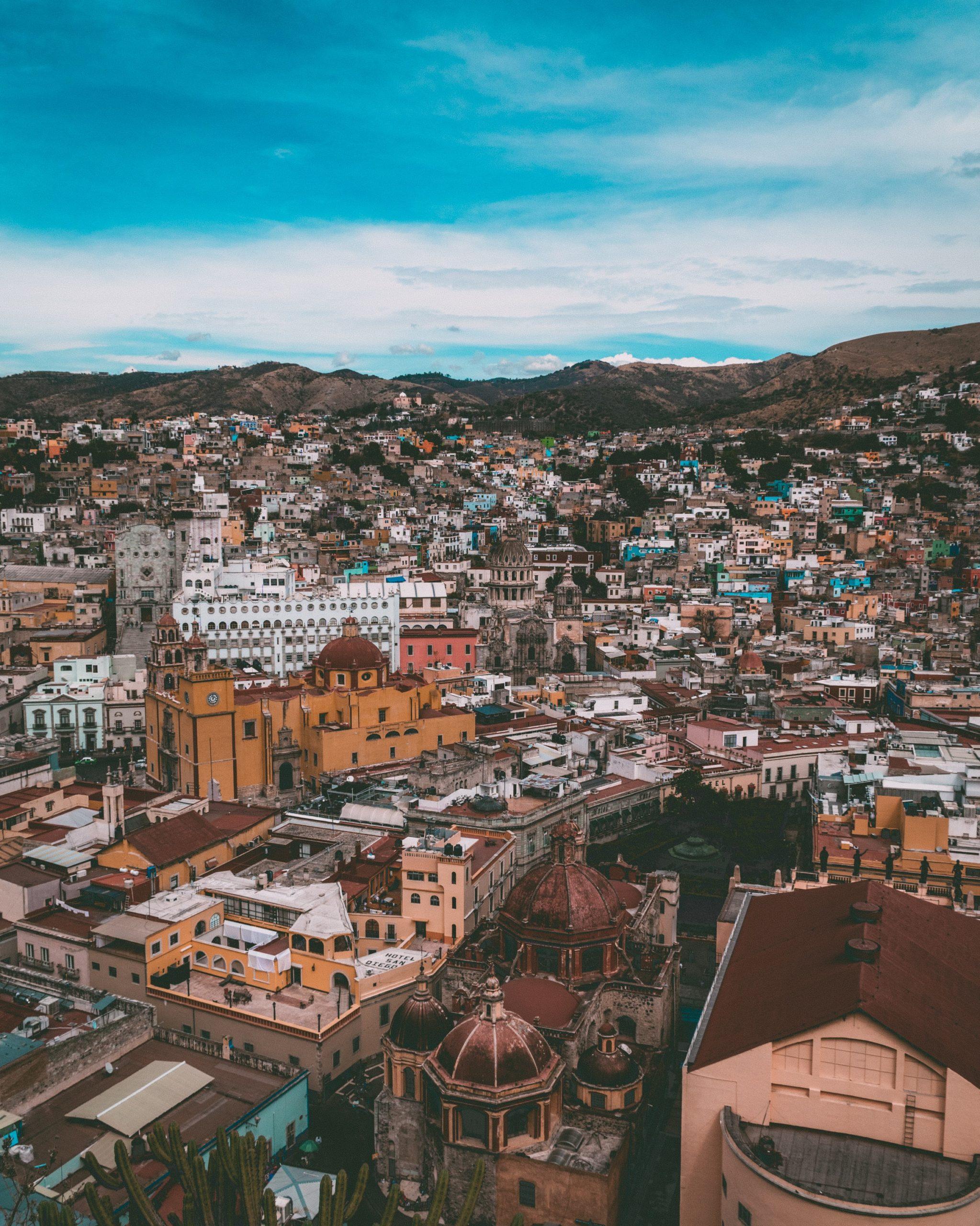 Guanajuato - Stadt