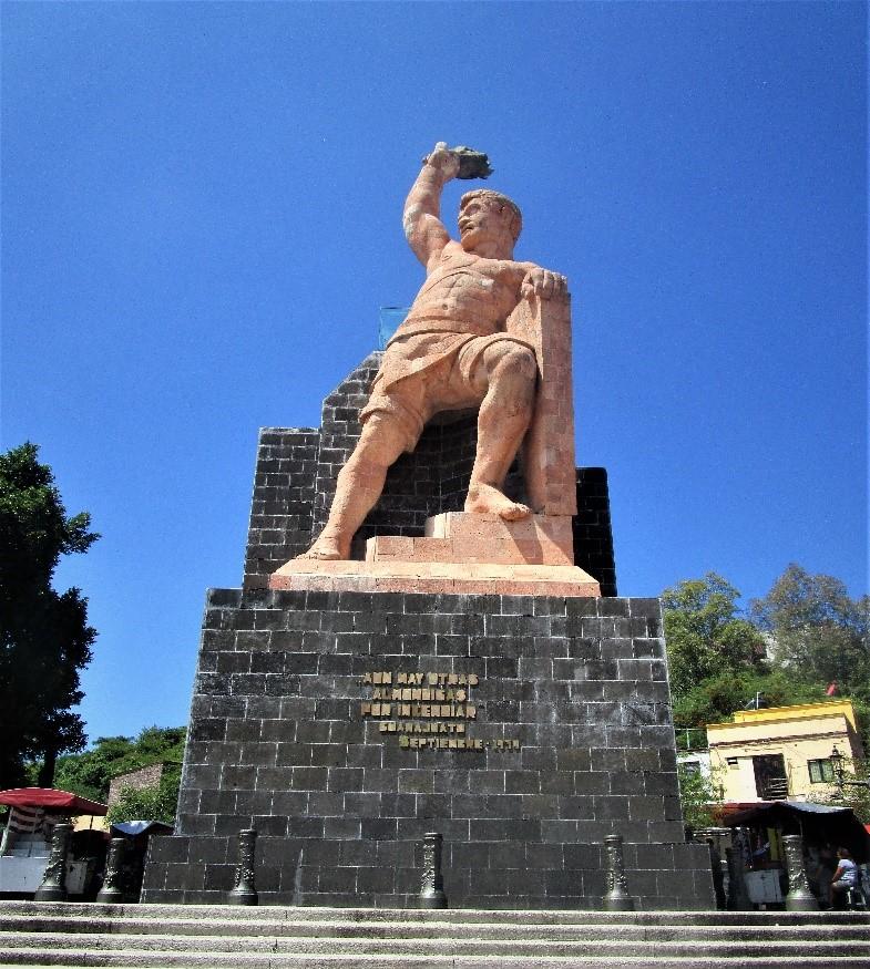 Guanajuato - Statue