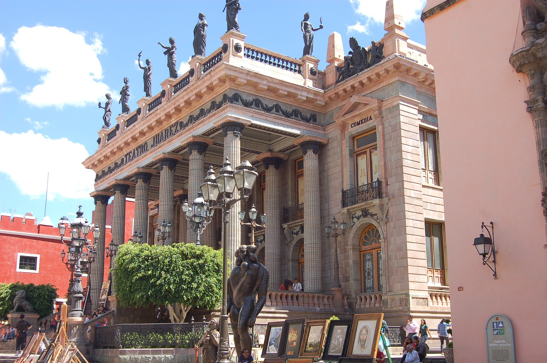 Guanajuato - Theater