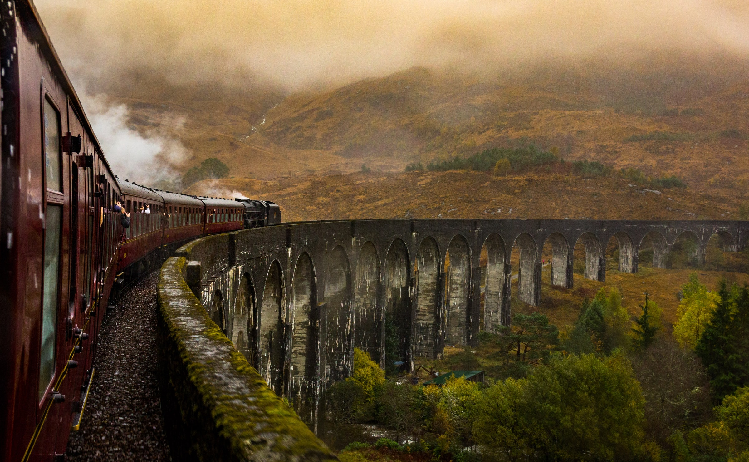 Harry Potter - Jacobite Steam Train