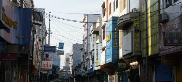 Indonesien Medan - Stadt