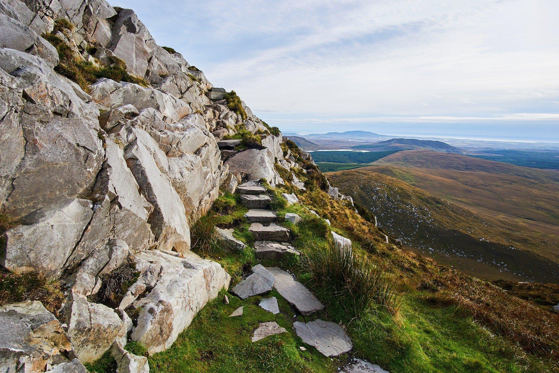 Irland Connemara - Landschaft