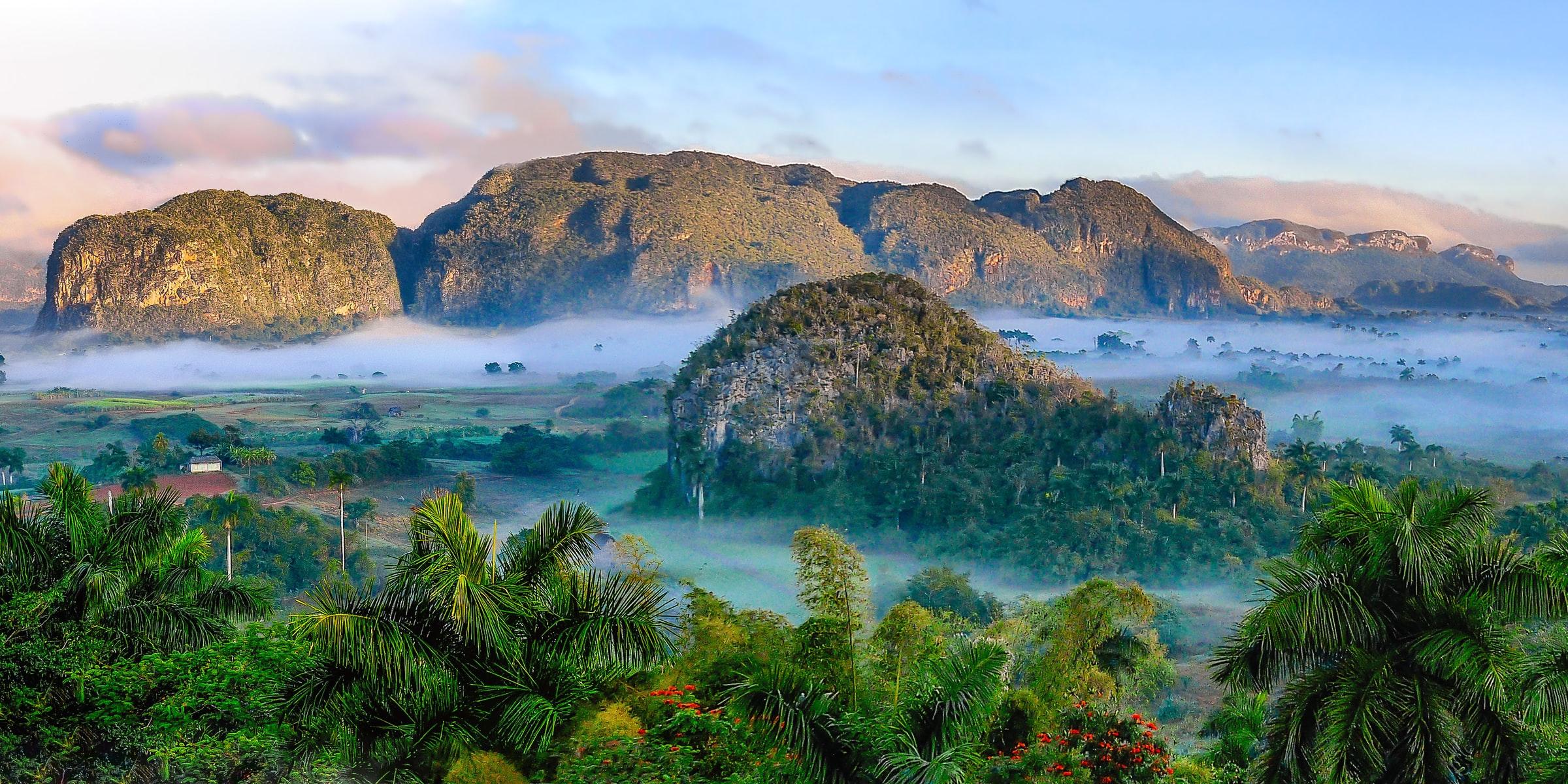 Kuba Sehenswürdigkeiten - Landschaft
