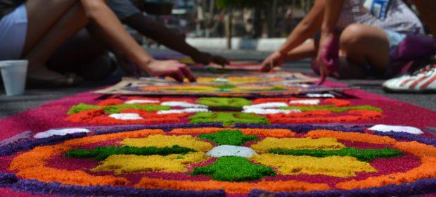 La Antigua Guatemala Ostern - Tradition