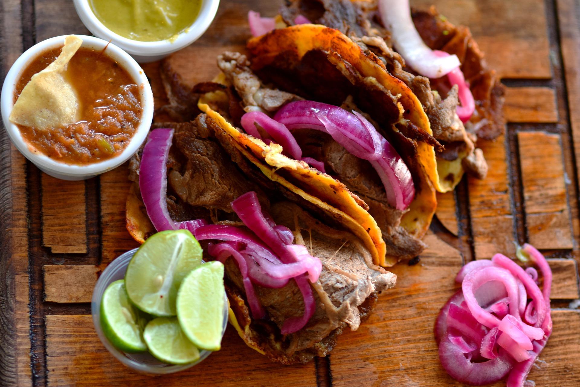 Mexiko - Tacos