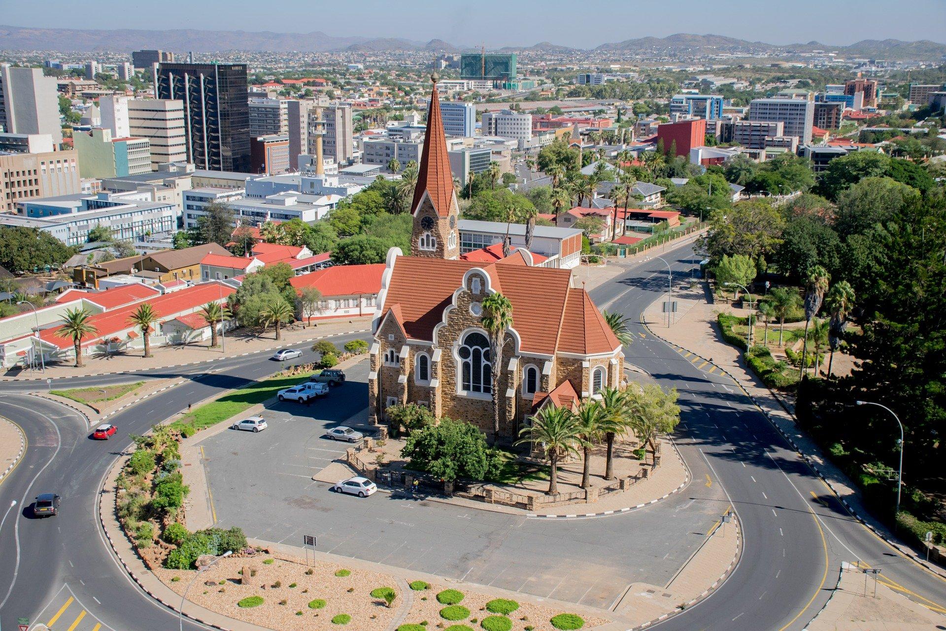 Namibia Sehenswürdigkeiten - Gebäude
