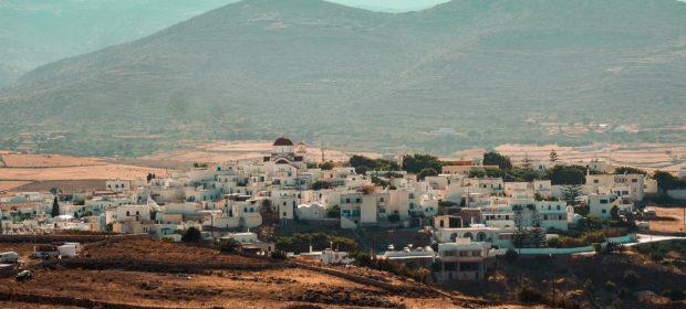 Paros - Marpissa - Dorf