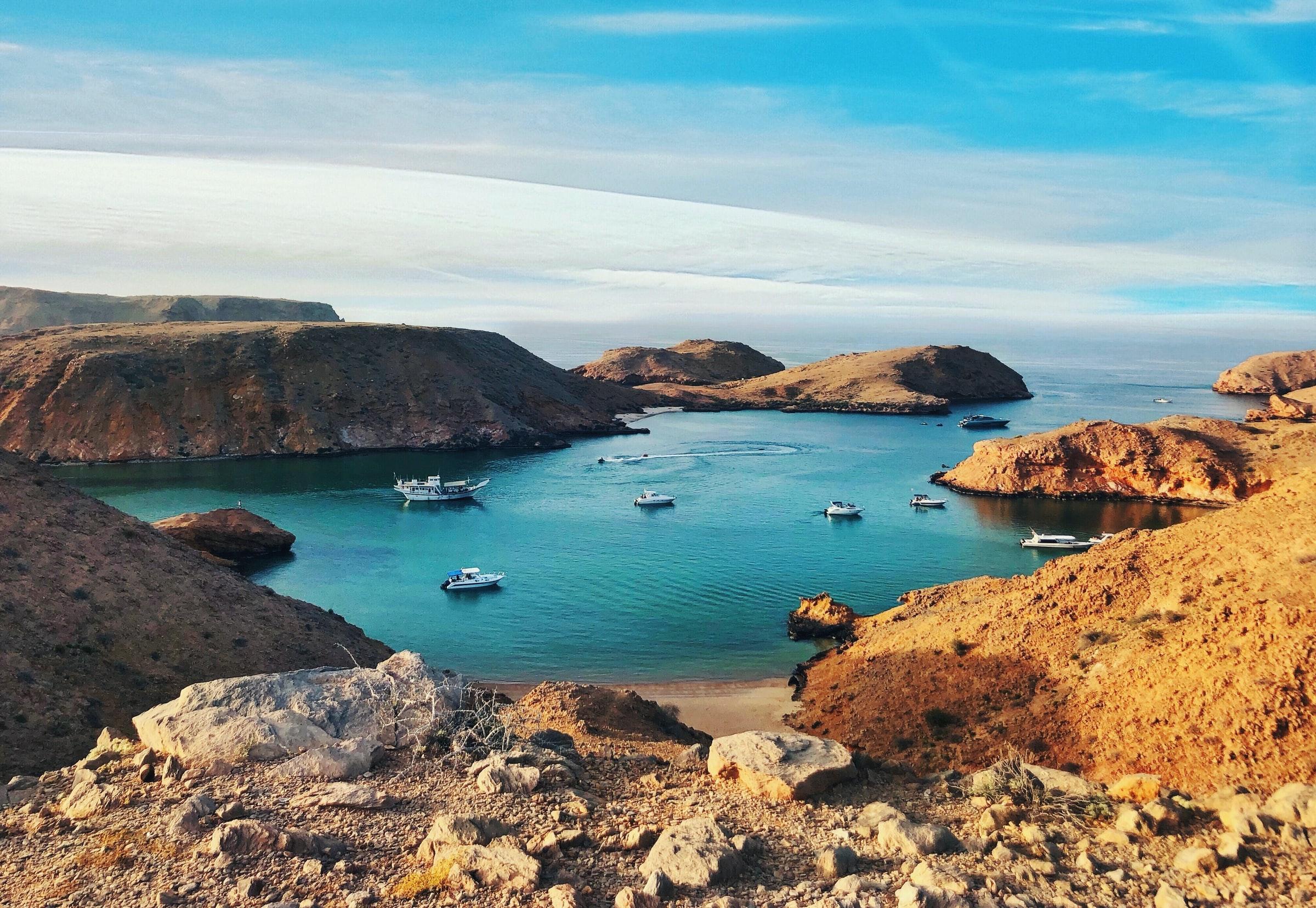 Reiseziele für März - Oman