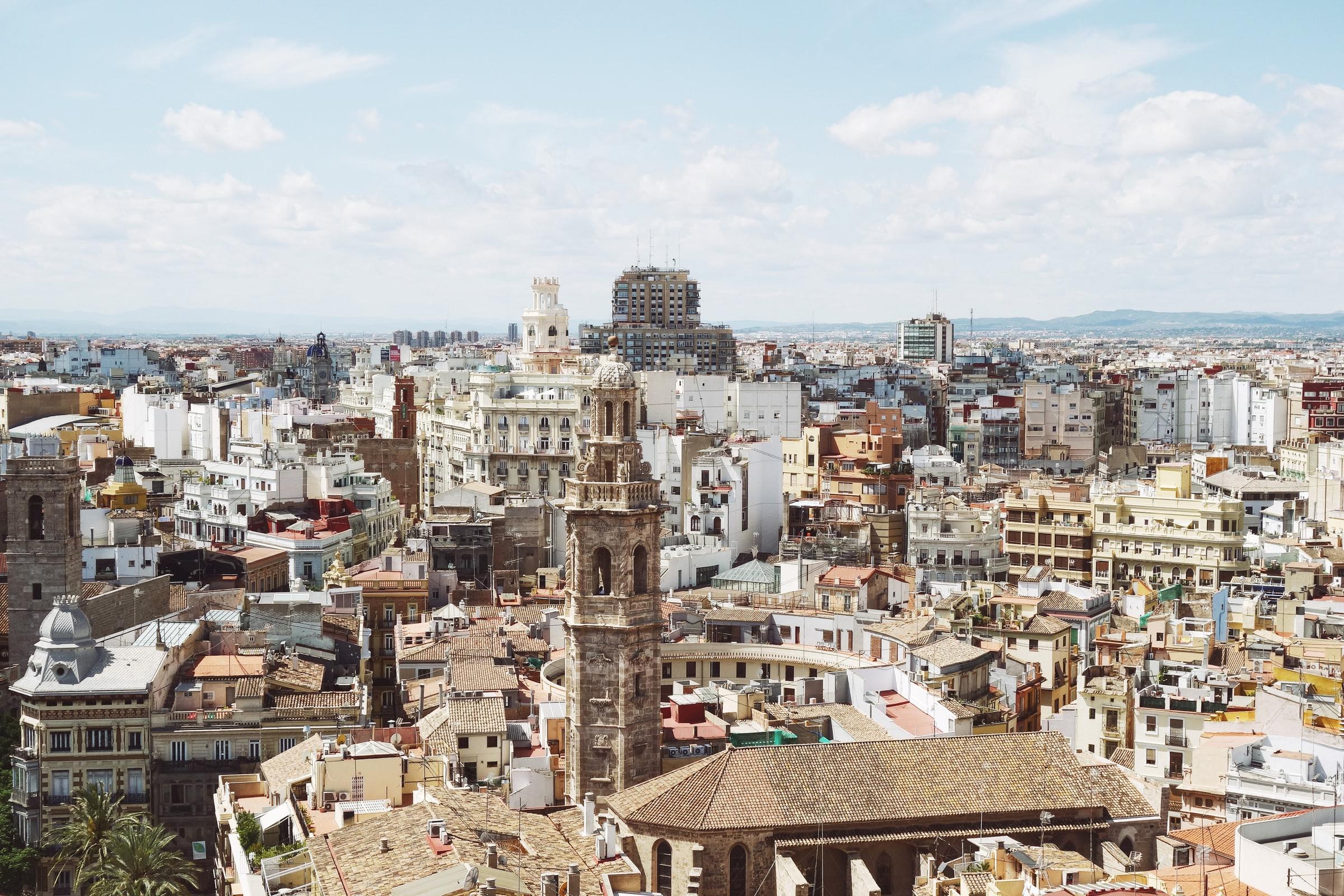 Reiseziele für März - Valencia Spanien