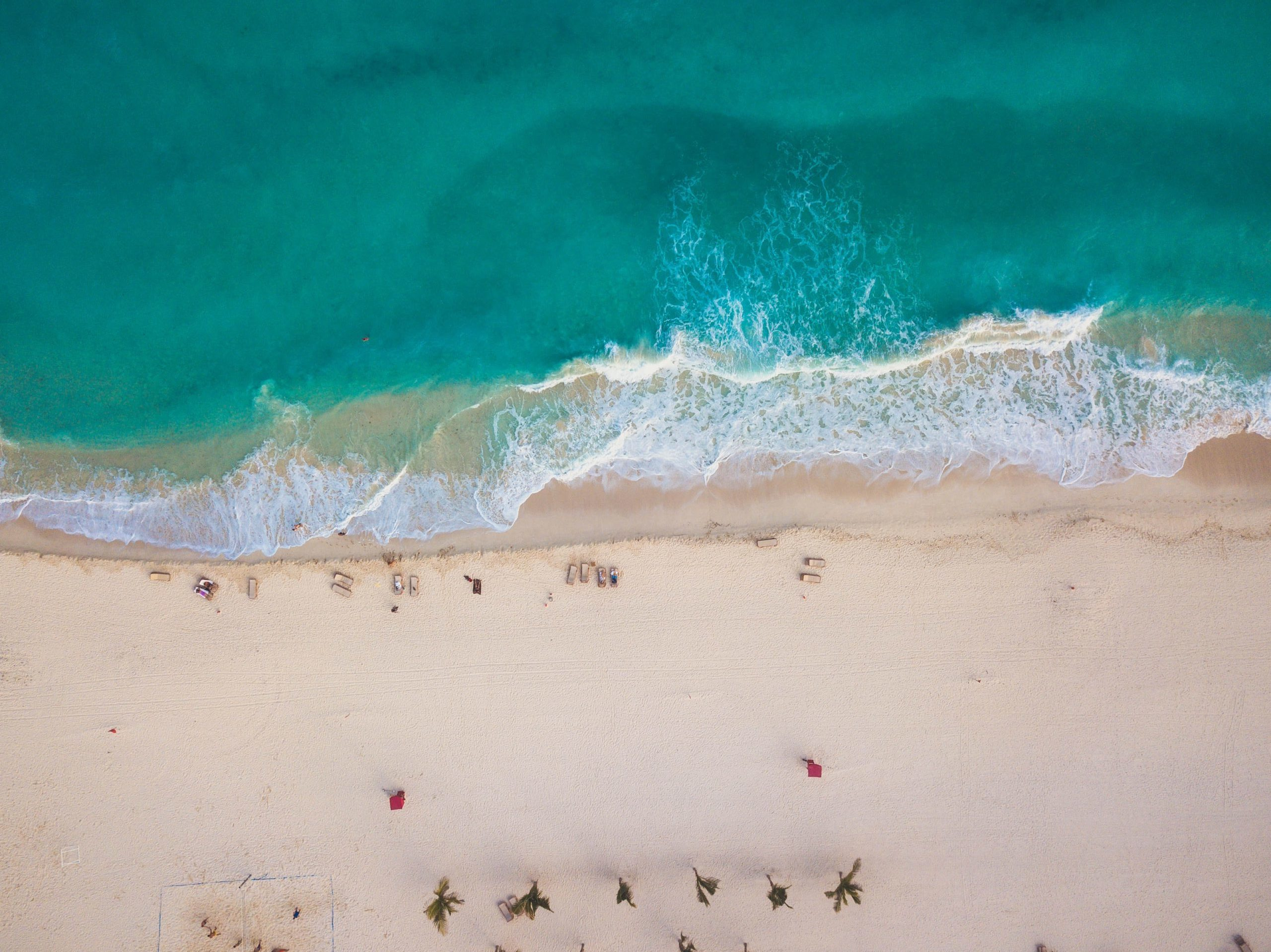 Riviera Maya - Strand