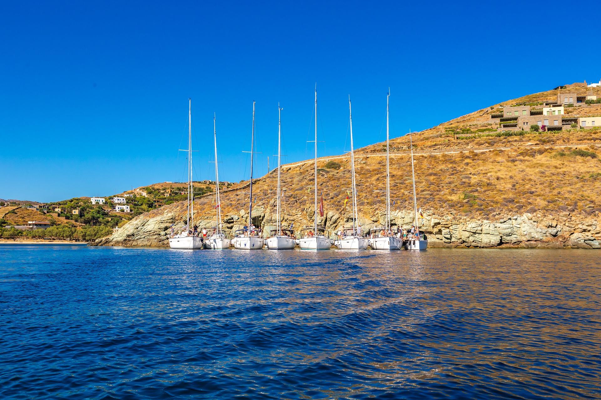 Rundreise Griechenland - Kykladen