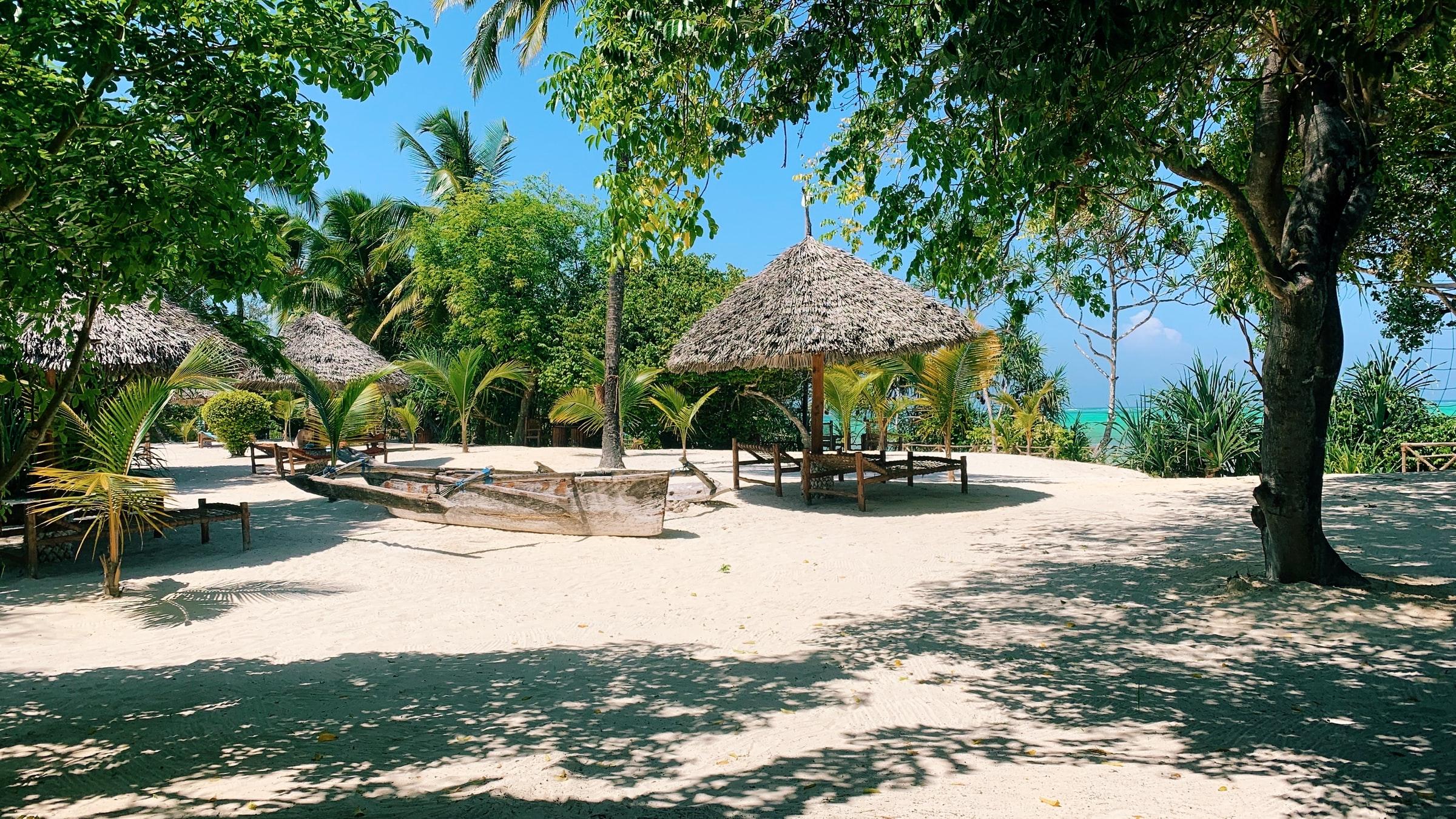 Sansibar Tansania - Strand