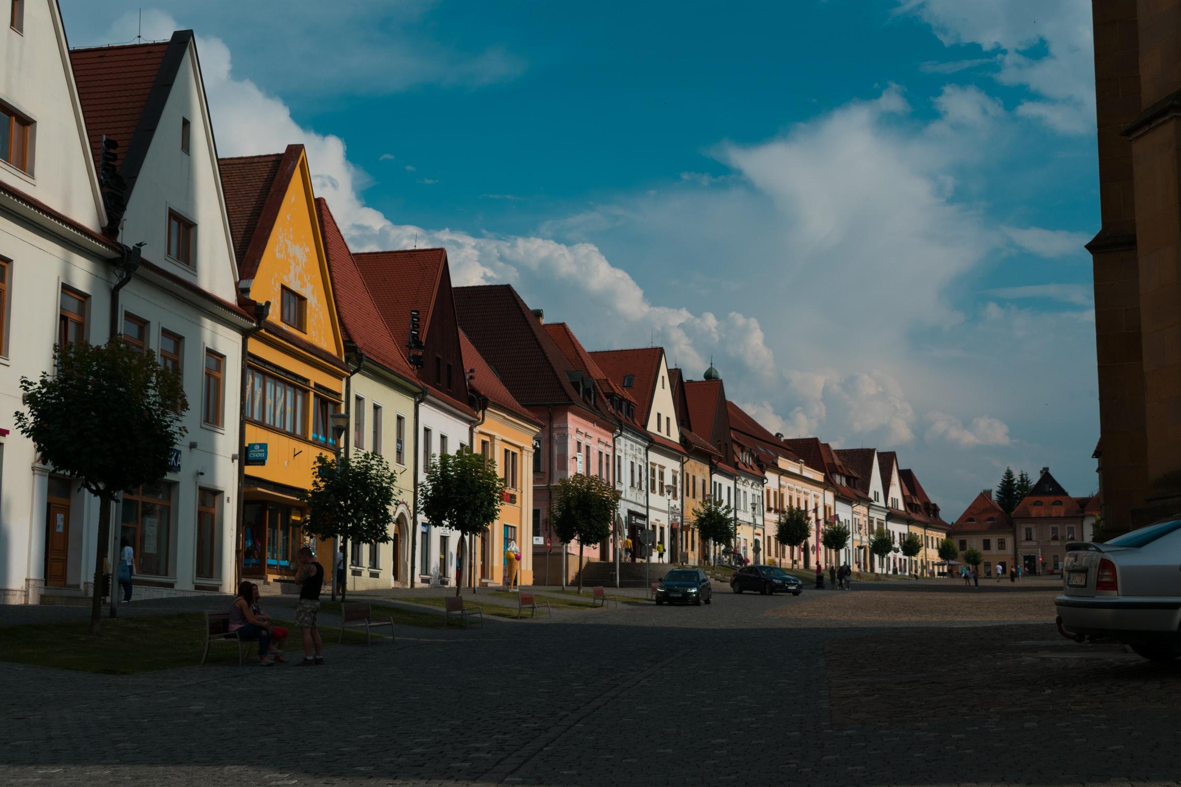 Slowakei Urlaub - Häuser