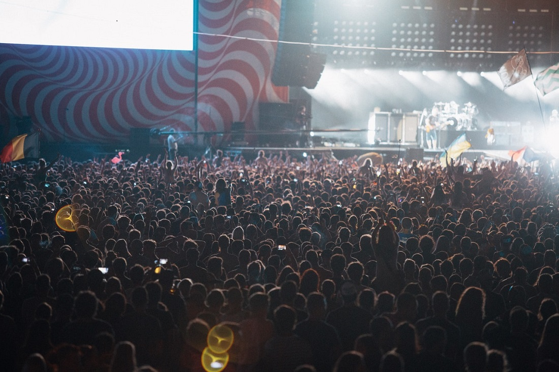 Sziget Festival Ungarn - Sziget Main Stage