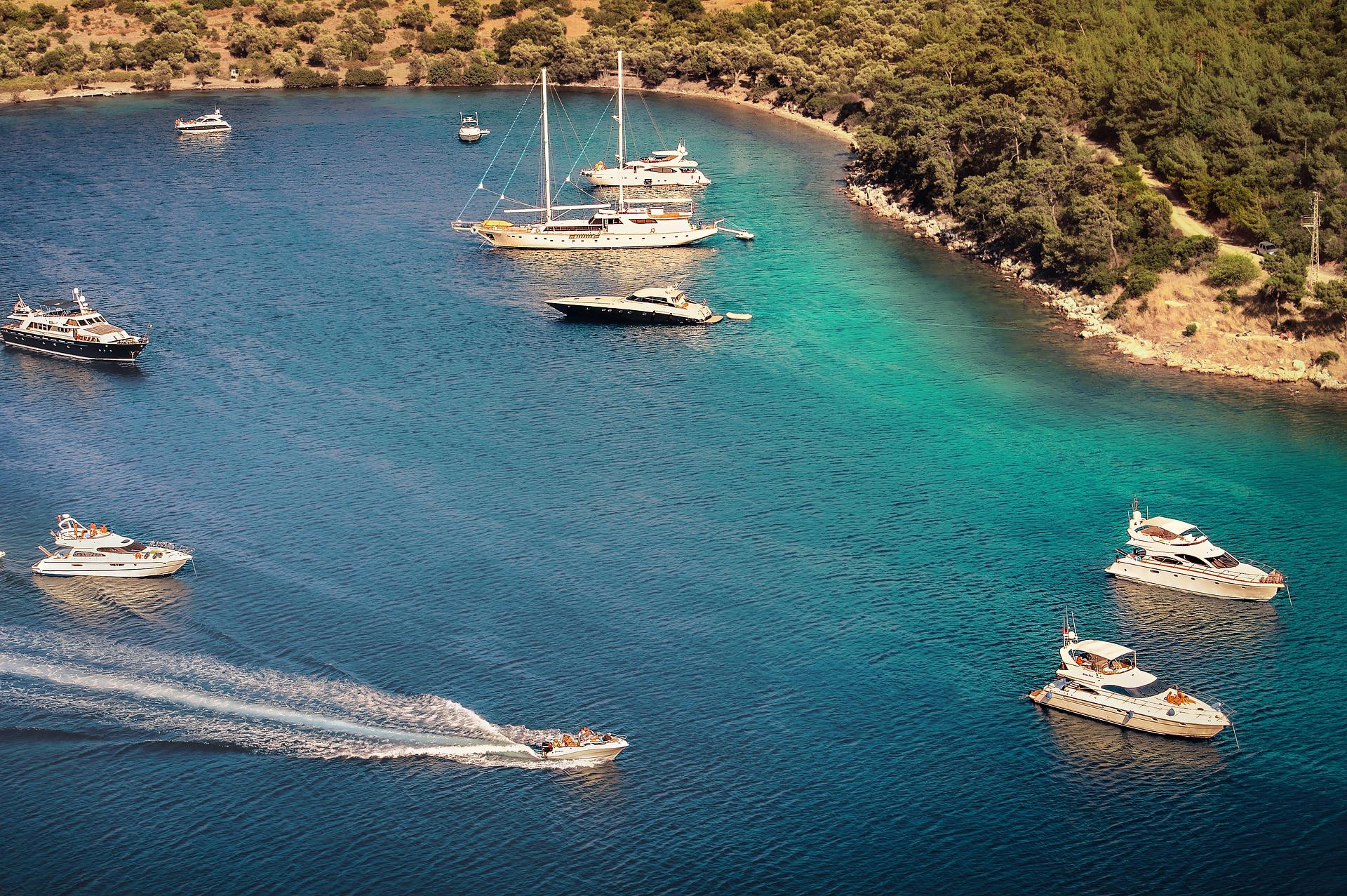 Türkei Bodrum - Yacht