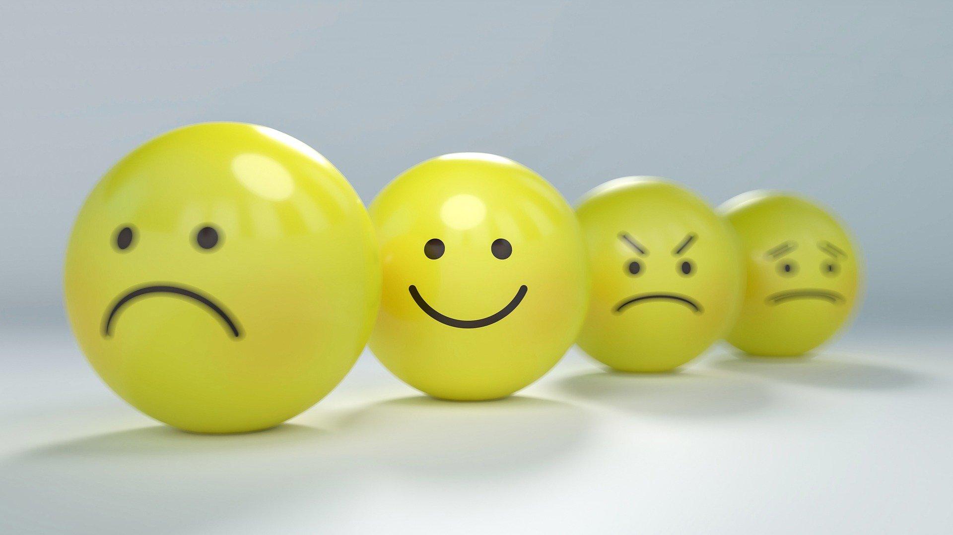 Wertschätzung durchs Reisen - Smileys