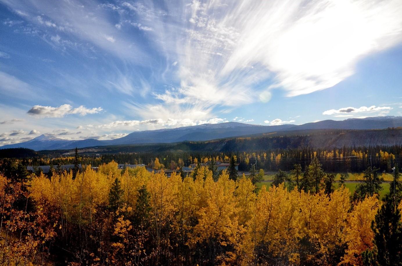 Yukon Territory - Ausblick