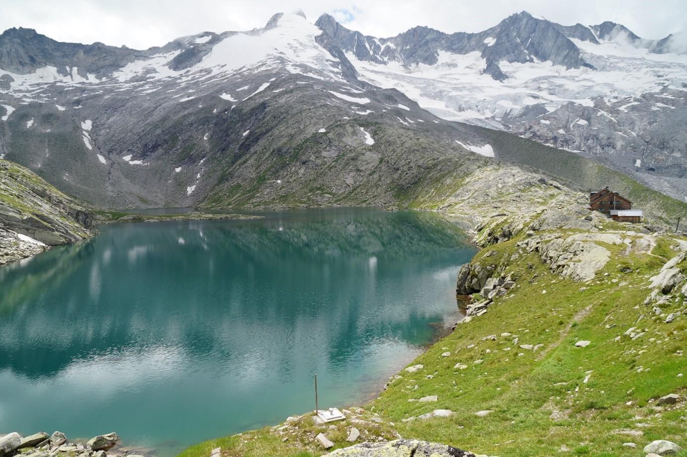 Zillertal - Berge und See