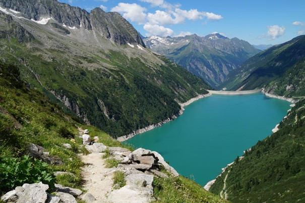 Zillertal - See und Berge