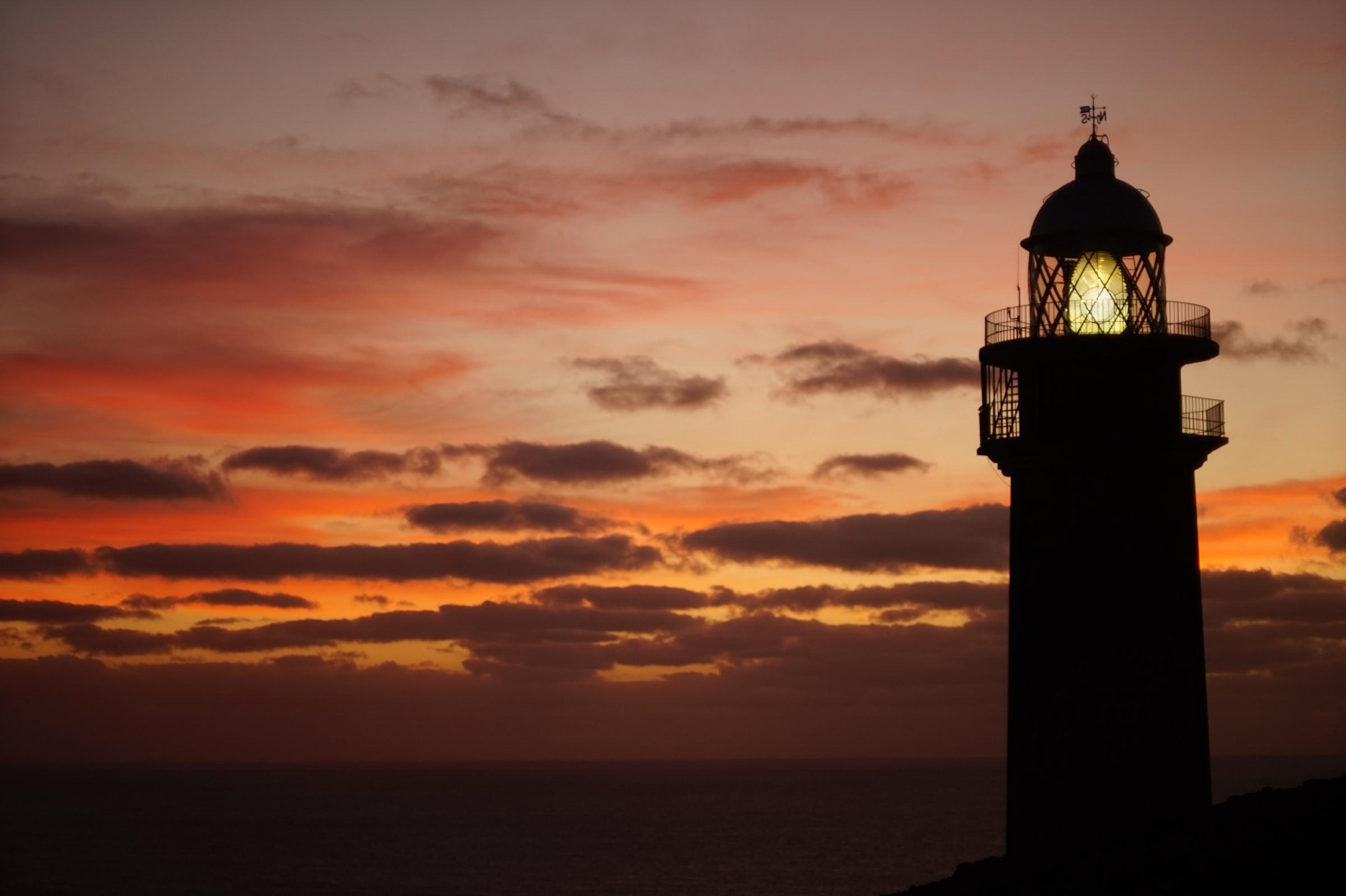 el hierro leuchtturm