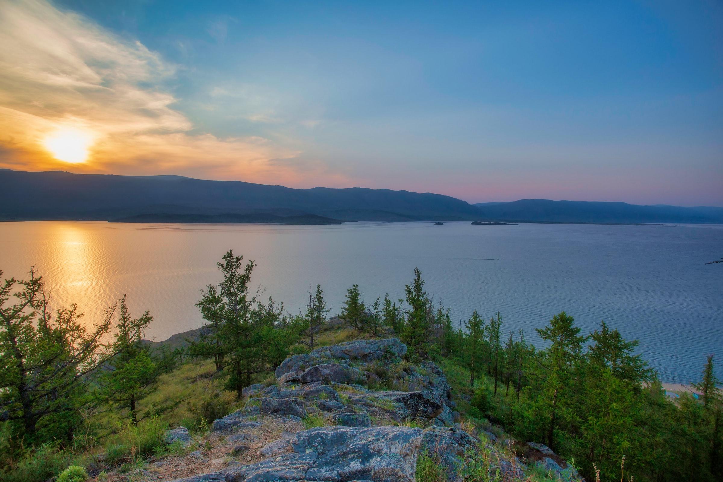 Baikalsee Russland