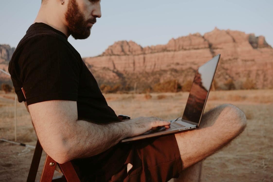 Digitaler Nomade Australien