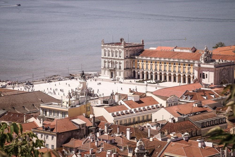 Digitaler Nomade Lissabon