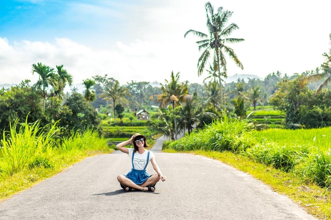 Indonesien digitaler Nomade
