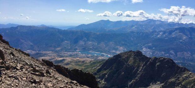 GR20 Aussicht Berge