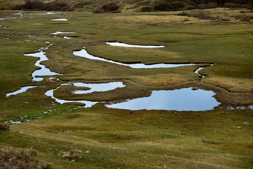 GR20 Landschaft