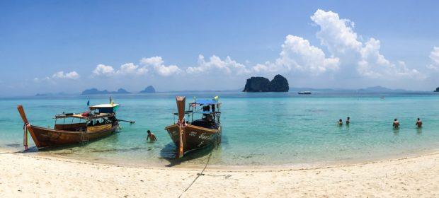 Strand von Koh Lanta
