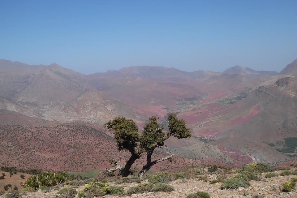 Atlas Berge Mexiko