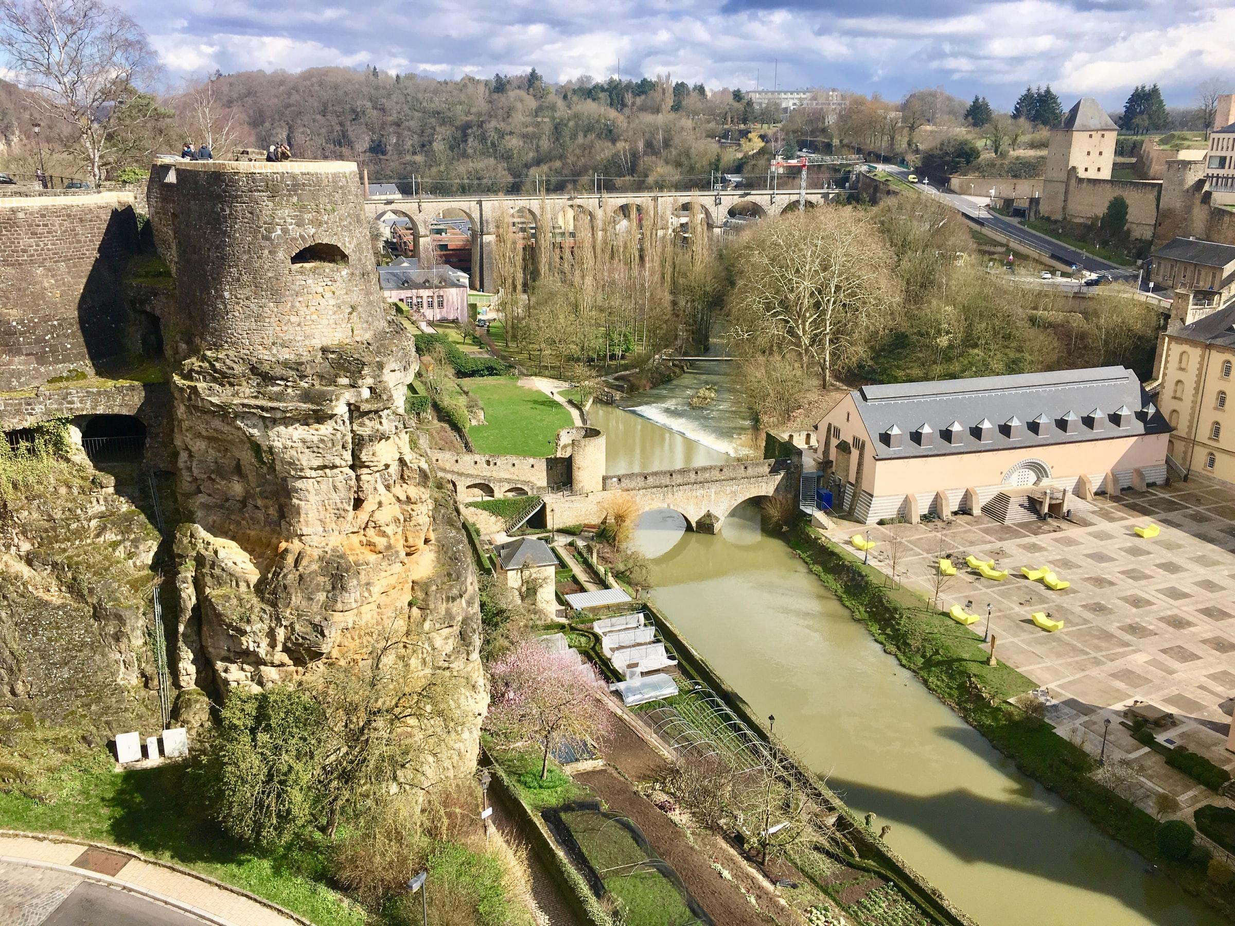 Burg Luxemburg