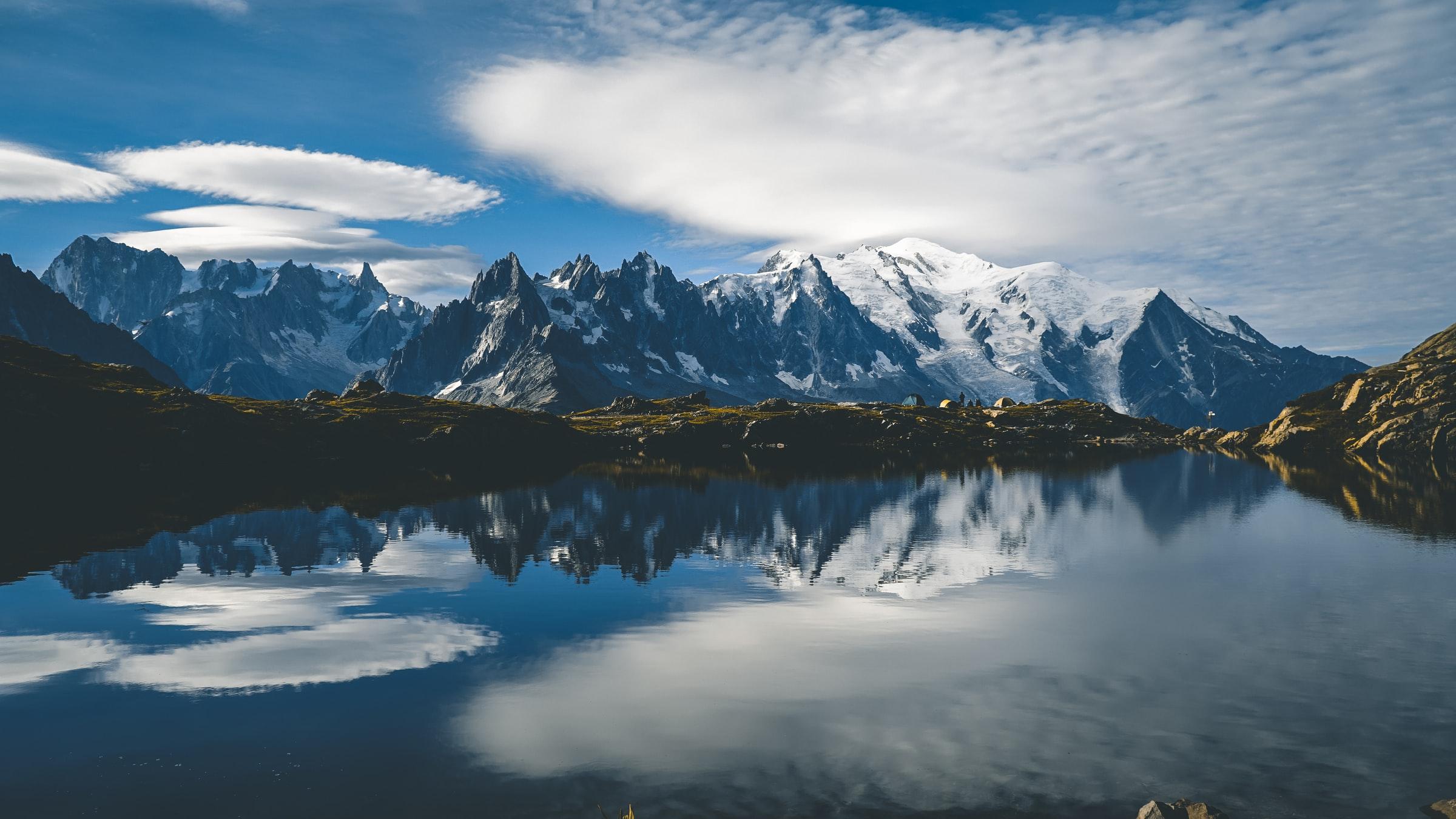 Mont Blanc Westalpen