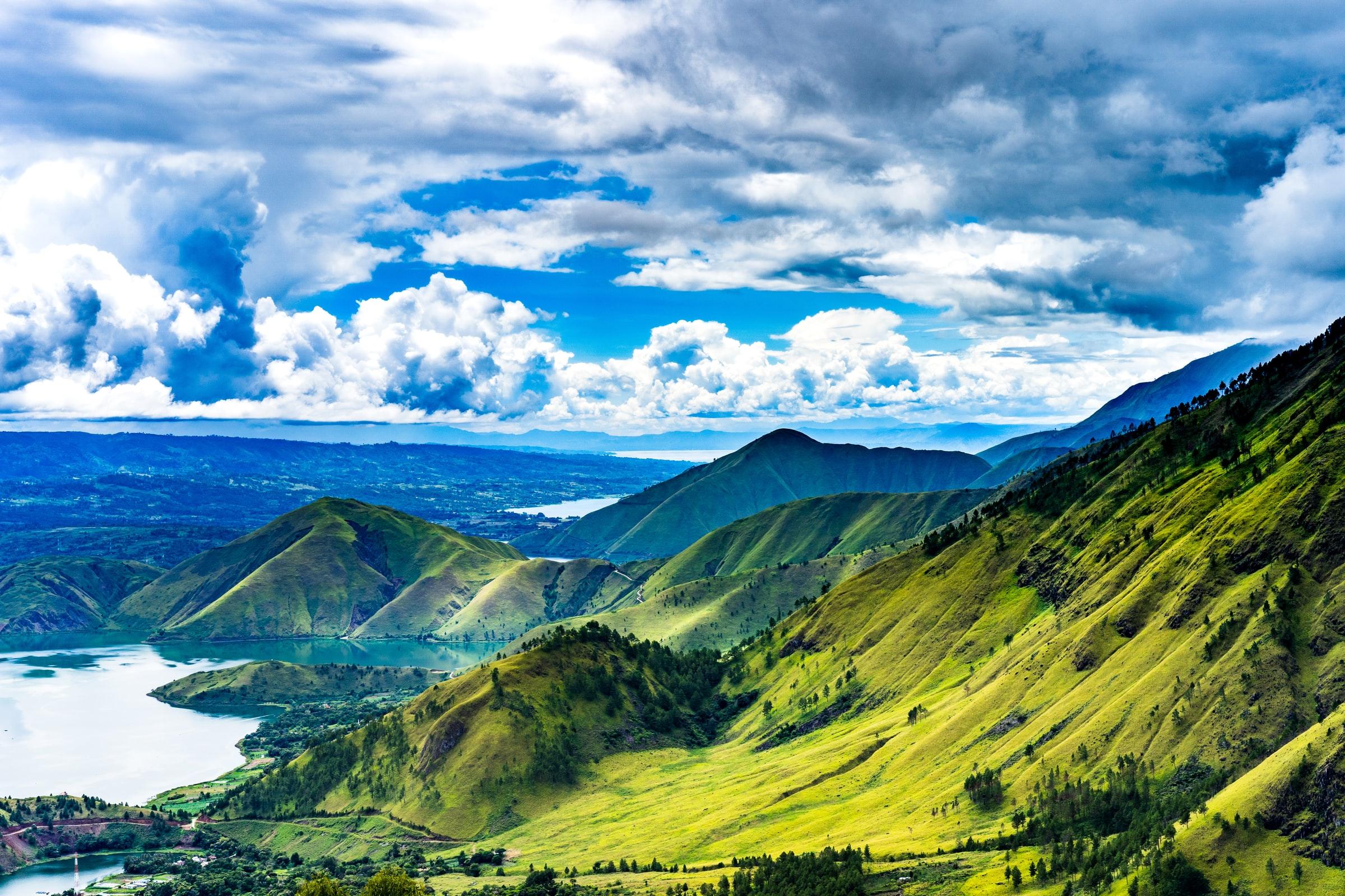 Sumatra Landschaft