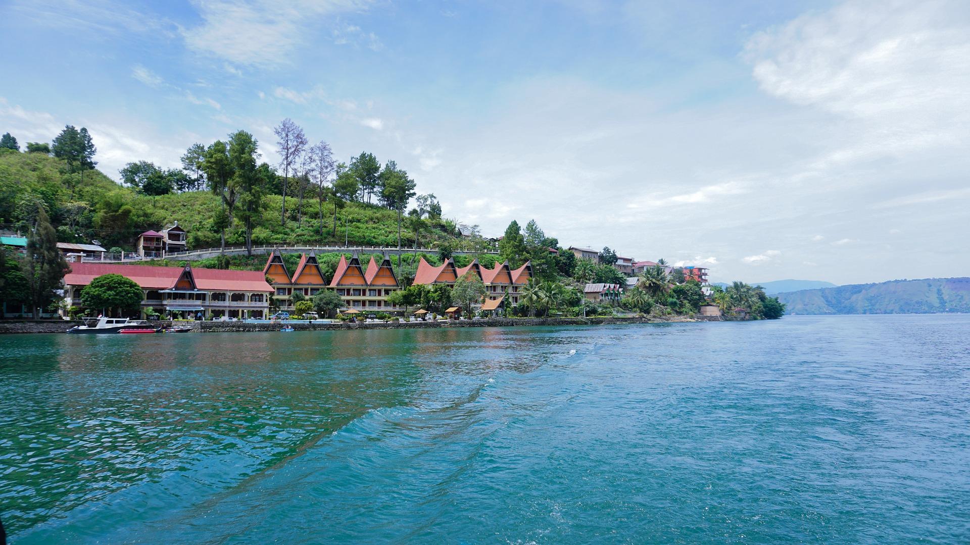 Toba See Sumatra