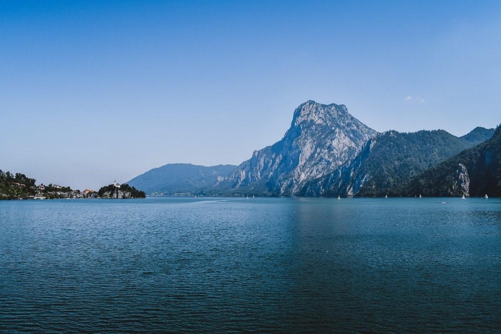 Traunsee Österreich
