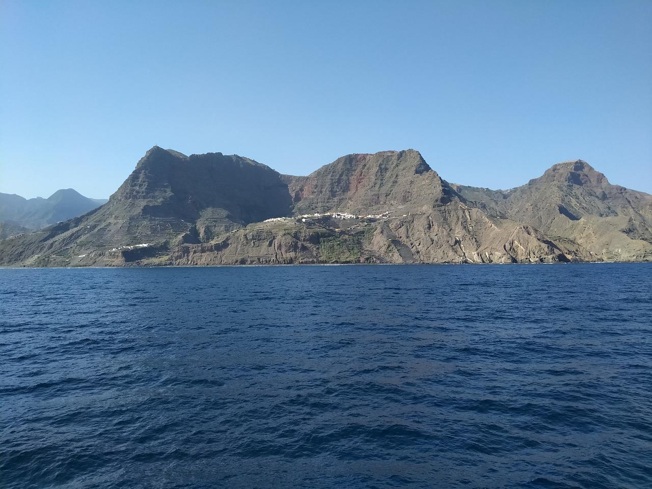 La Gomera Inselblick