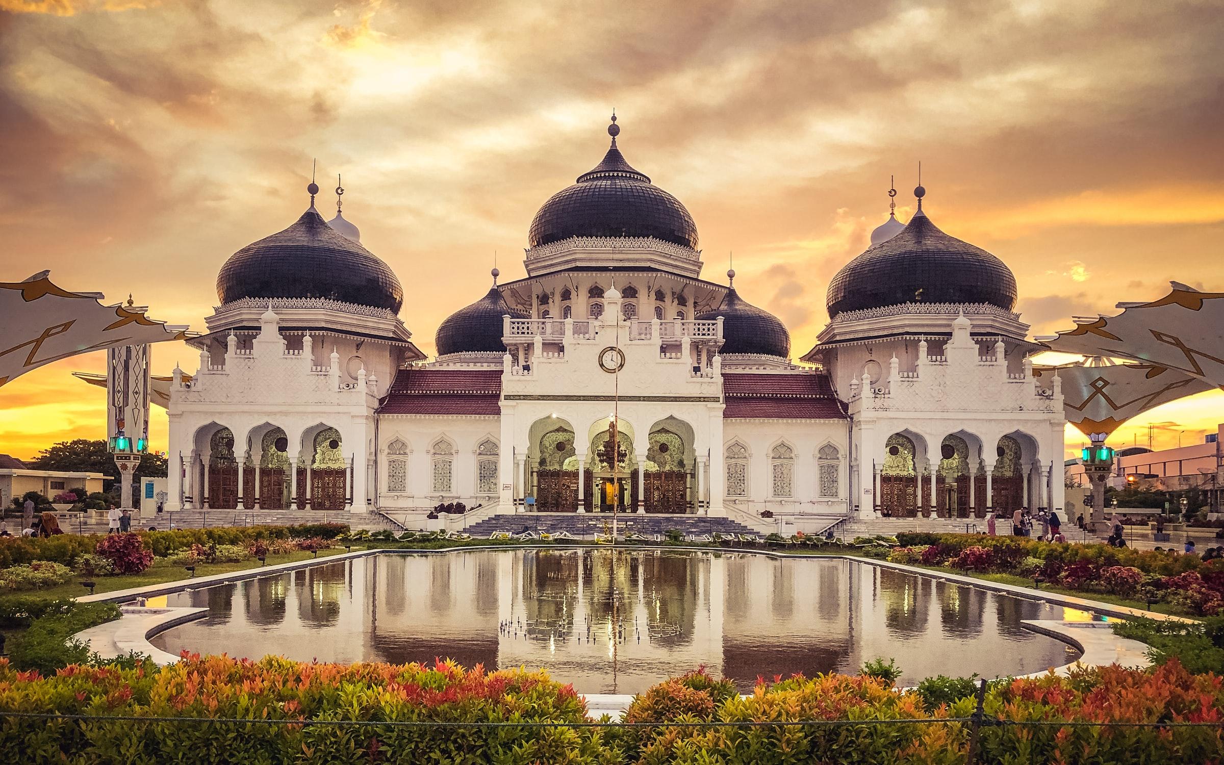Banda Aceh Moschee